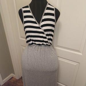 Maxi Dress - sleeveless